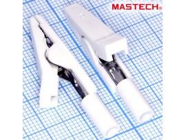 KS 2 White Зажим измерительный