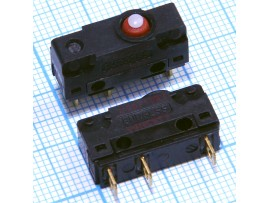 V4NCST7 перекл. 250VAC/30VDC/5A кнопочный