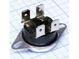 KSD-302T-80°С 4pin 250V/20A Термостат с кнопкой
