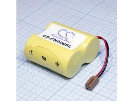 Батарея 6V BR-CCF2TH (Li-MnO2)