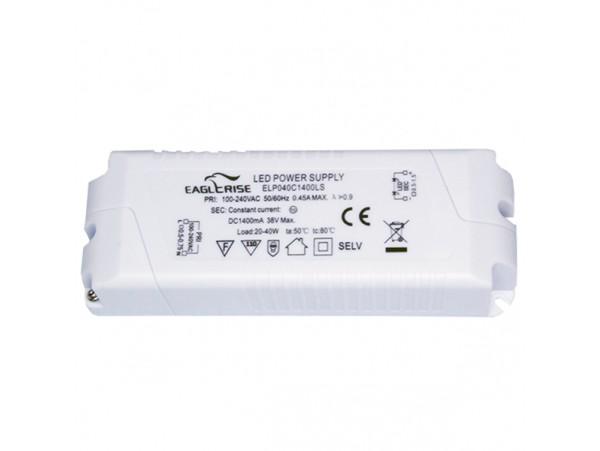 Драйвер LED 15-38V 1,4A ELP040C1400LS