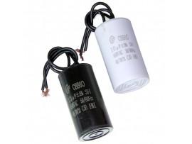 Конд.10/450V 50гц 3055 провод CBB60