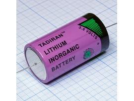 SL-2780/P батарея 3,6V Lithium с выводами