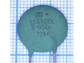 JNR15S100L 10 Ом/5А NTC Термистор