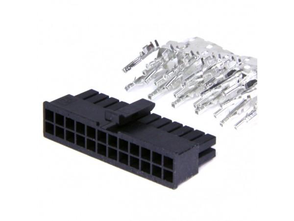 MF3-2х12F розетка на кабель Micro-Fit