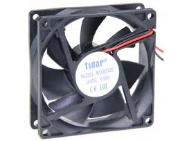 Вентилятор 24V/0,08A 80х80х25 RQD 8025MS