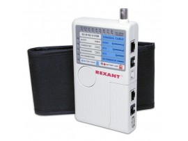 HT-2468 кабельный тестер REXANT