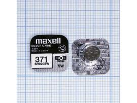 Элемент питания SR920SW (V371) Maxell