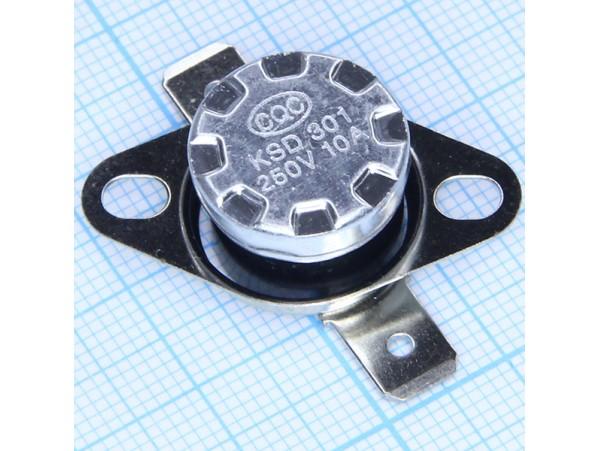 KSD-301-020C 250V 10A термостат NO