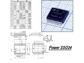L9958XP микросхема