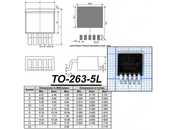 LSP3120-50