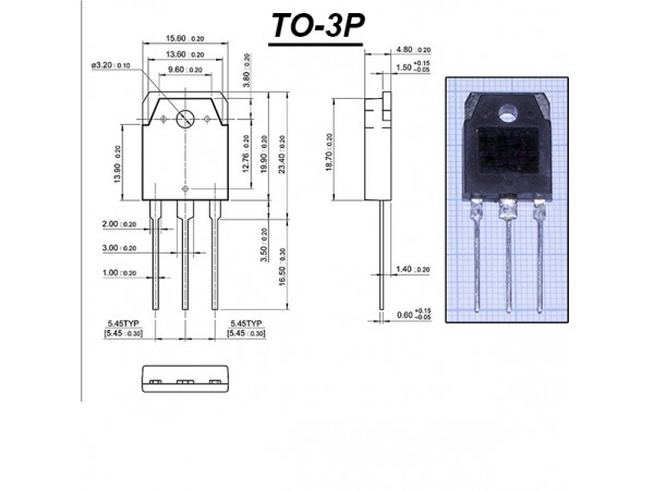 LT1083CP  TO-3P
