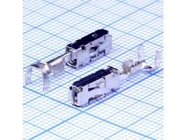 Контакт 1-968851-1 (Socket) разъёма