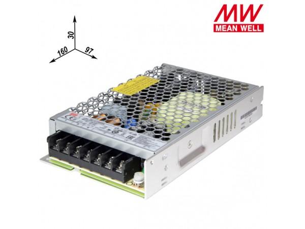 LRS-150-12 Преобразователь напряжения ~220V>12V(12.5A)
