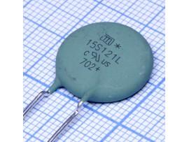 NTC 150 Ом 2А термистор JNR15S121L
