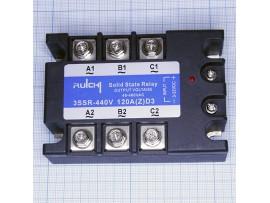 3SSR 440V 120A (Z)D3 (3-32v) реле твердотельное
