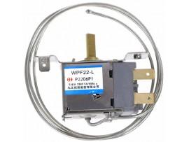 WPF22 Термостат для холодильника капиляр 65см