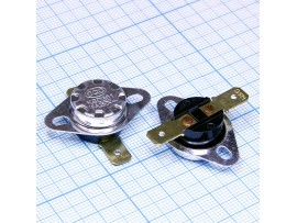 KSD-301-145C 250V15A термостат нормально замкнутый