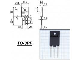 FJAF6815 транзистор