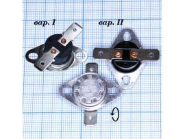 KSD-301-120С 250V10A Термостат нормально замкнутый