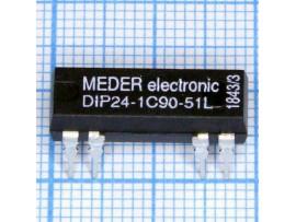 DIP24-1C90-51L Реле герконовое