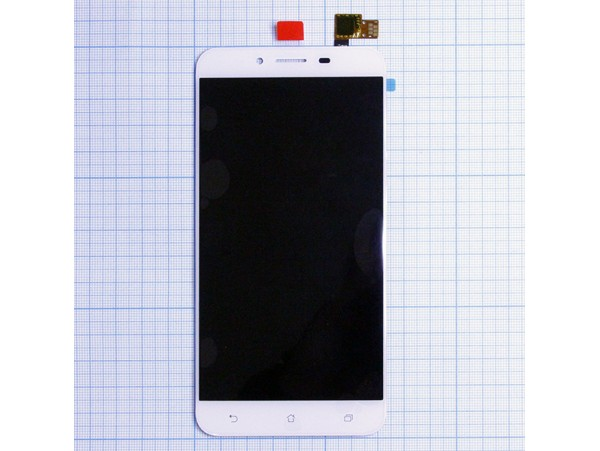 Asus ZenFone 3 Max (ZC553KL) дисплей + тачскрин белый