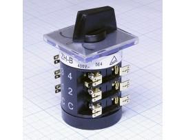 ZH-B перекл. пакетный 250(400)V/16(8)A