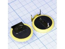 CR2032-VAY3-17.8 Батарея 3Vс выводами горизонтальная