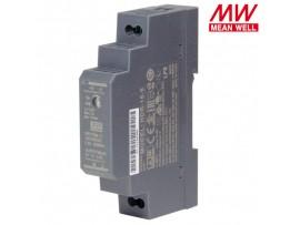 HDR-15-5 Преобразователь напр.~220V>5V на DIN рейку