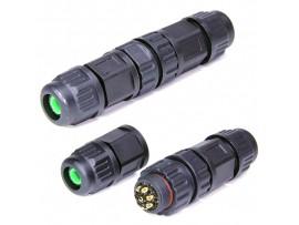 SZC-260 8pin (IP68) разъем на кабель герметичный компл.