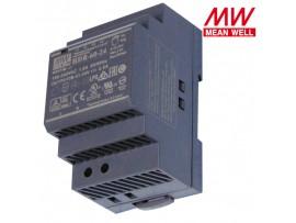 HDR-60-24 Преобразователь напряжения ~220V>24V(2.5A)
