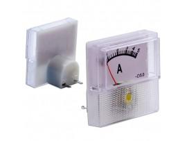 91C16 (0-5A) DC амперметр 40х40
