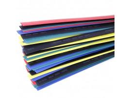 29-0158 набор термоусадки d=8, 5 цветов, 5х10м REXANT