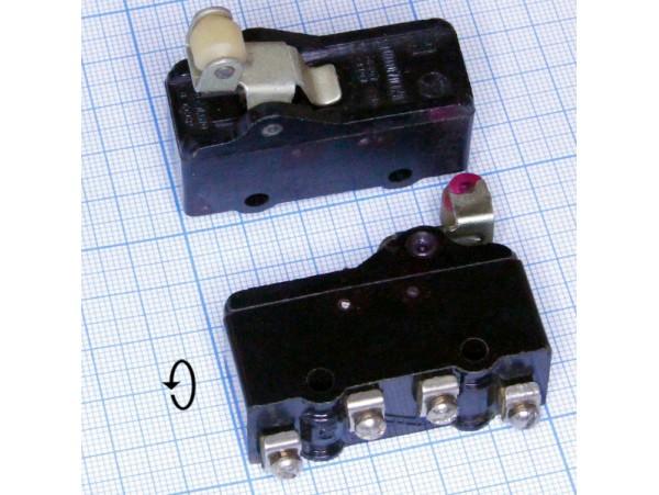 МП1107 ЛУХЛ3 исп.1 под винт кнопка
