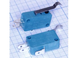 RWA-404 (16A/250VAC) Кнопка с планкой (MSW-04)