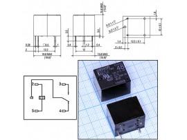 G5LA-1-TM3 48VDC Реле 48VDC/10A