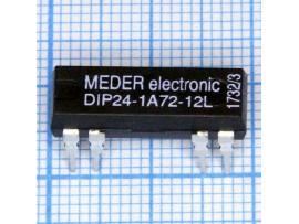 DIP24-1A72-12L Реле герконовое
