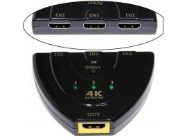 HDMI переключатель 3 входа - 1 выход
