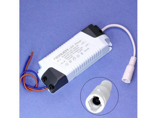 Драйвер LED 45-75V 0,6A Meruem 3W