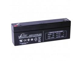 Аккумулятор 12V/2,3Ah DJW12-2.3 (178х34х60) LEOCH
