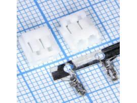 H2-02 розетка на кабель, шаг 2,5