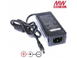 БП 15V4A 2,1х5,5мм GSM60A15-P1J Блок питания