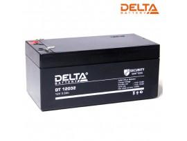Аккумулятор 12V/3.2Ah 134x68x67 мм DT12032 Delta