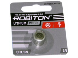 Батарея 3V 2L76 (CR1/3N) Robiton