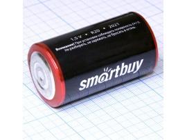 Элемент питания 1,5V R20 Smartbuy