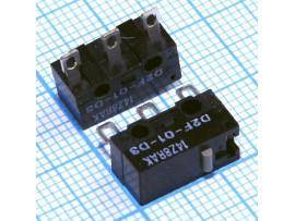 D2F-01-D3 микропереключатель