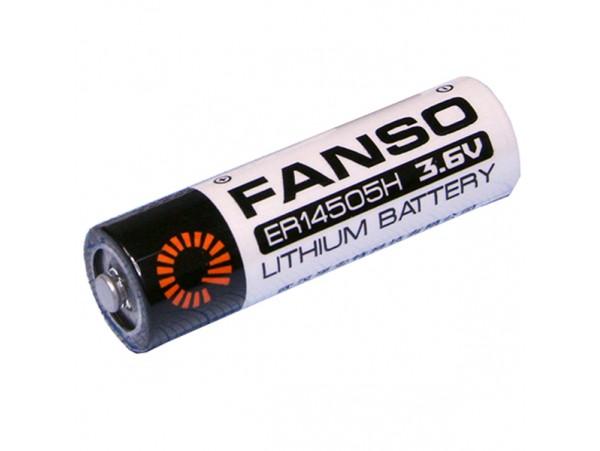ER14505H батарея 3,6V [AA] без  выводов FANSO