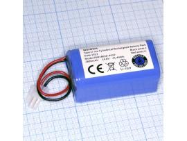 Аккумулятор 14,8V/2800 18650-4S1P