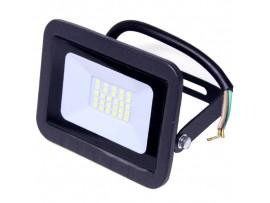 LEEK LE FL SMD LED7 20W CW прожектор чёрный IP65