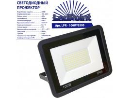 EV-LED-SMD 100W 6400K-slim прожектор IP66